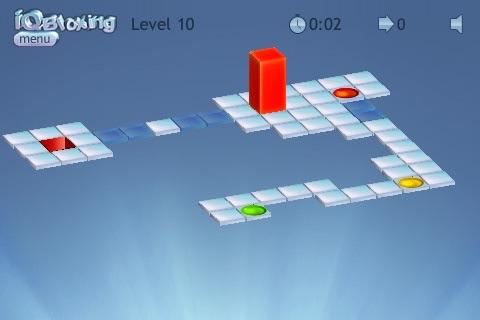 iQBloxing - FREE Block Puzzle