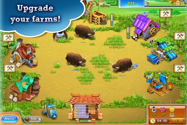Farm Frenzy 3 Free on the App Store