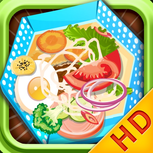 Salad Now HD-Cooking game