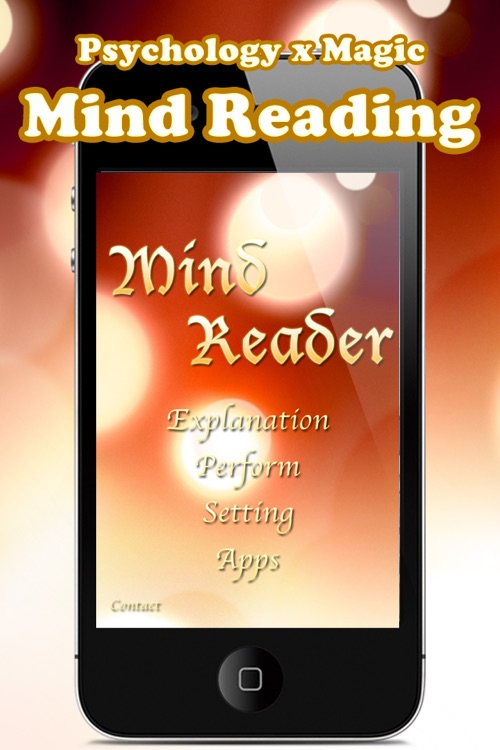 Magic Kit: Mind Reader