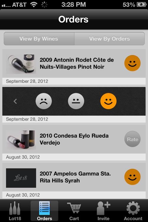 Lot18 Wine screenshot-4