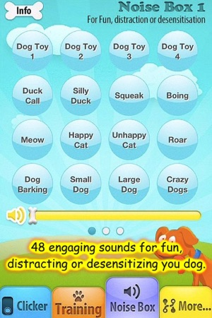 iClicker - Free Dog Training Clicker on the App Store