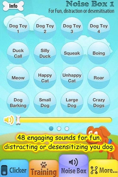 iClicker - Free Dog Training Clicker screenshot-4