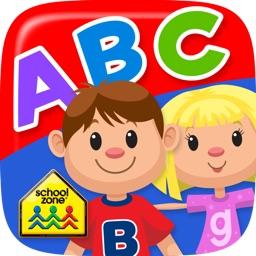 Alphabet Flash Cards from School Zone