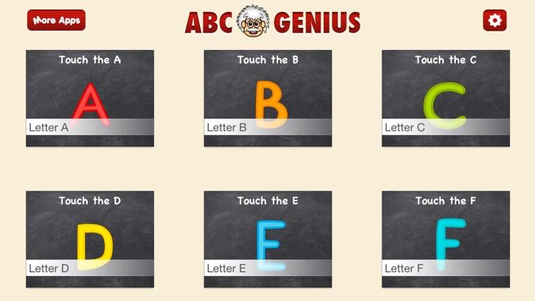 ABC Genius PRO - Alphabet Letters, Phonics, and Handwriting Games