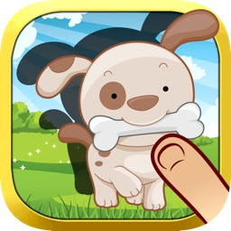 Animalfarm Puzzle For Toddlers and Kids - Free Puzzlegame For Infants, Babys Or young Children