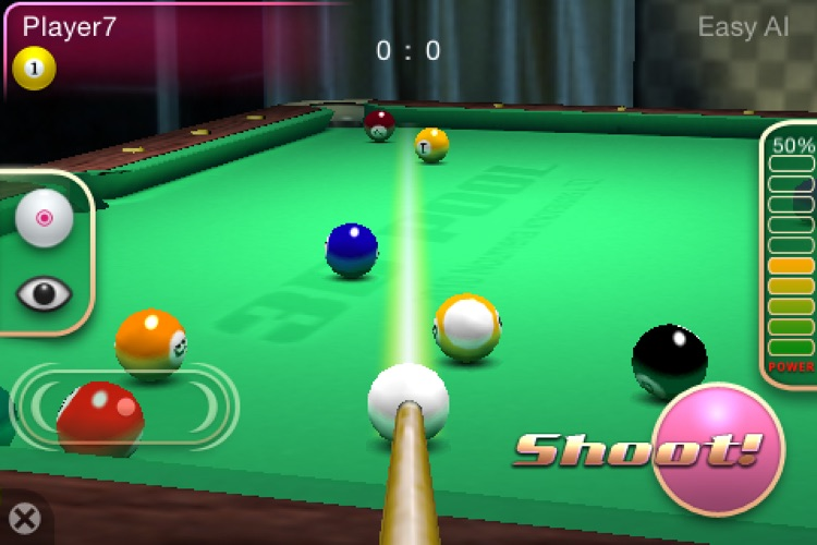 3D Pool Master Pro screenshot-3