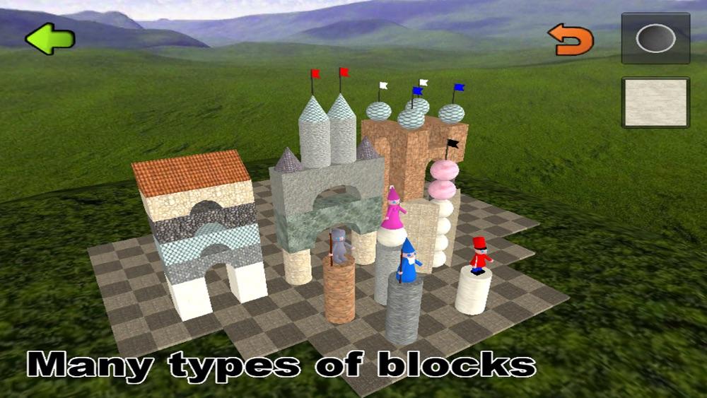 Castle Builder hack tool