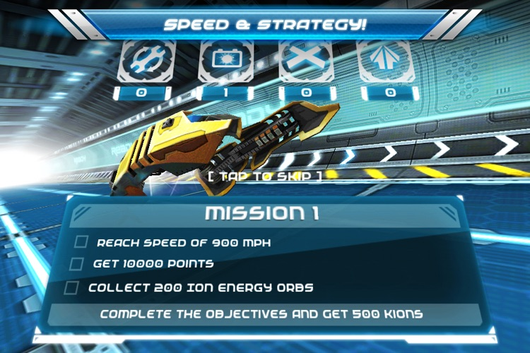 Ion Racer screenshot-2