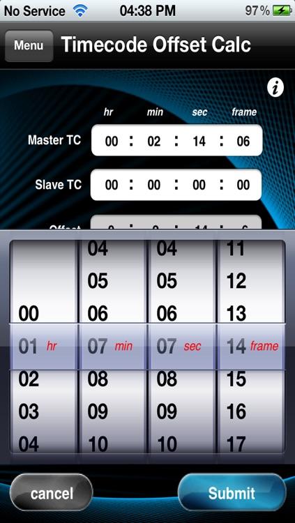 Audio Calc Toolkit screenshot-4