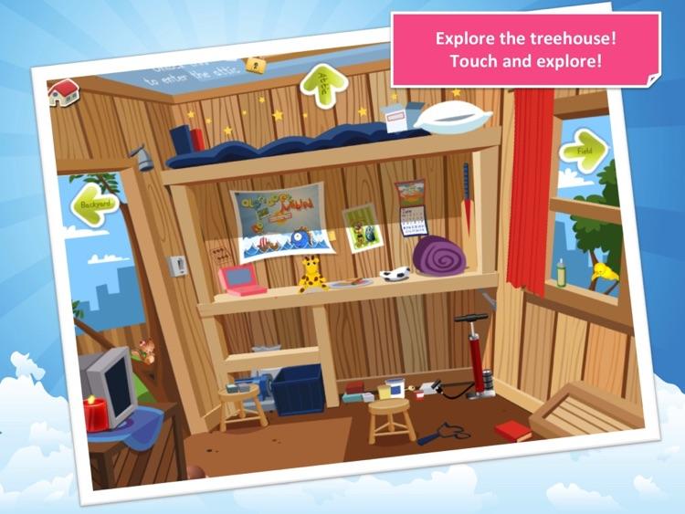 Fido's Treehouse Adventure