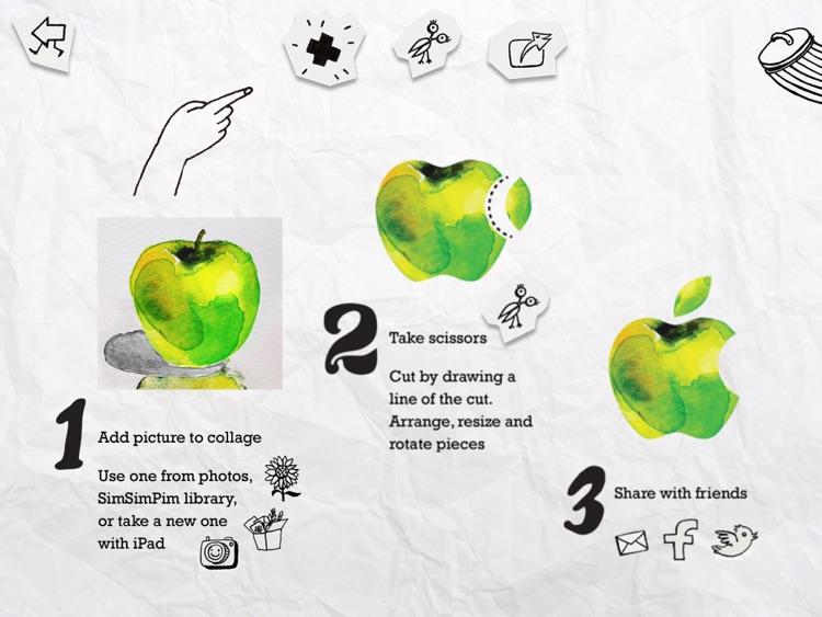 SimSimPim for iPad