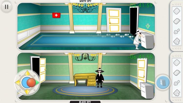 Spy vs Spy screenshot-4