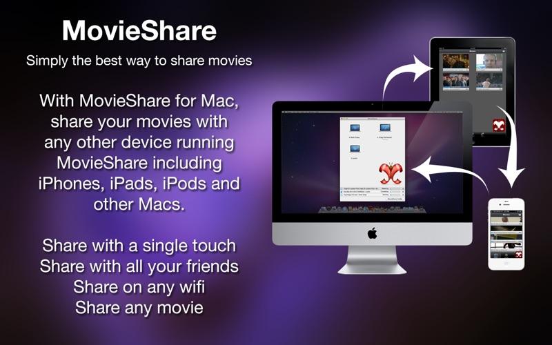 MovieShare Screenshot