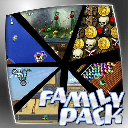 Family Pack - All in One HD