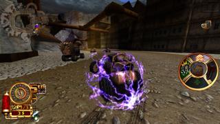 Steampunk Racing 3DCaptura de pantalla de4