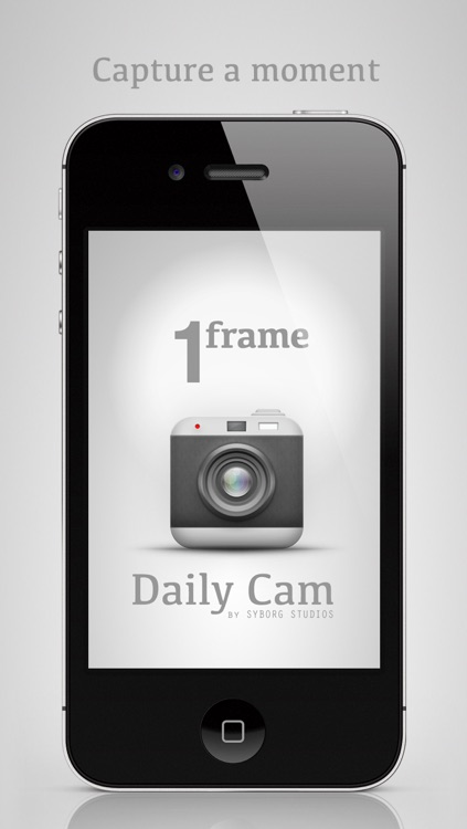 1 Frame Daily Cam