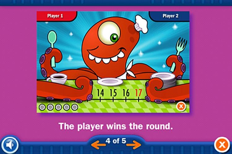 Everyday Mathematics® Monster Squeeze™ screenshot-4