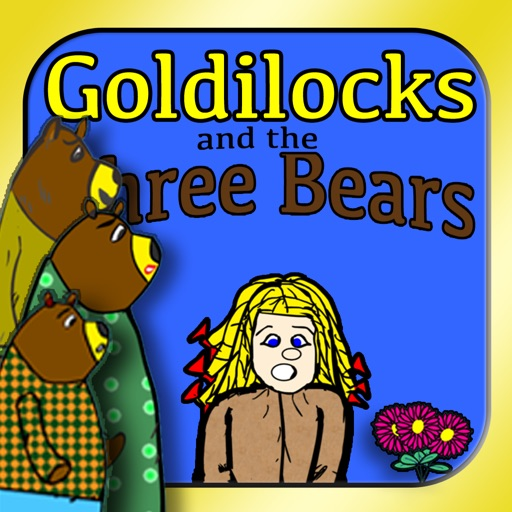 Goldilocks and the Three Bears - A Children's Book