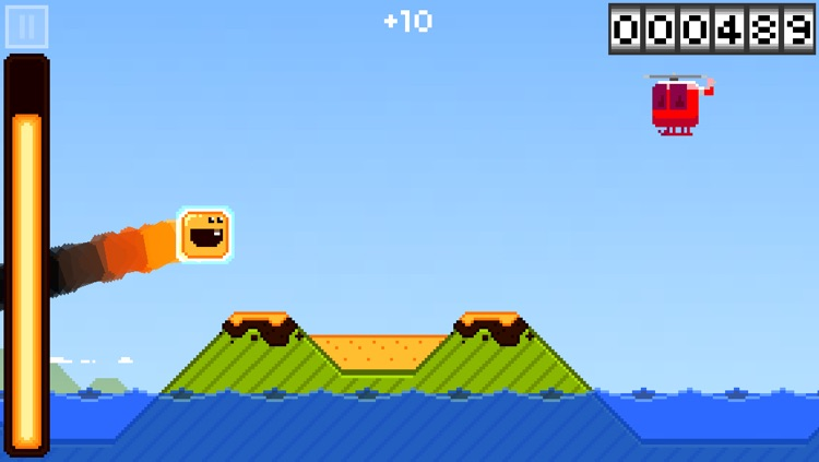 Baby Lava Bounce screenshot-1