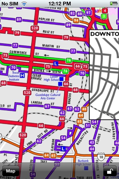 TransitM&S San Antonio VIA