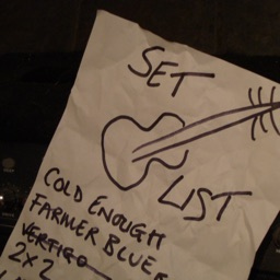 My Set List