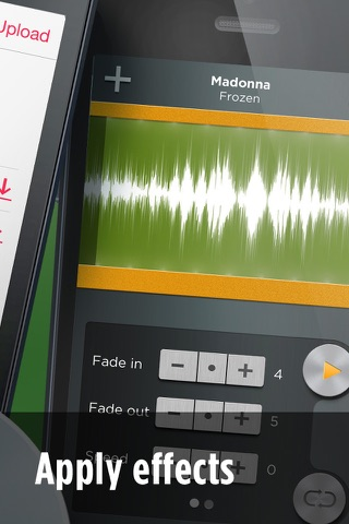 Ringtonium Lite – a remarkable ringtone maker with free music library inside. Cut and edit unlimited ringtones, create unique tones and alerts! screenshot 3
