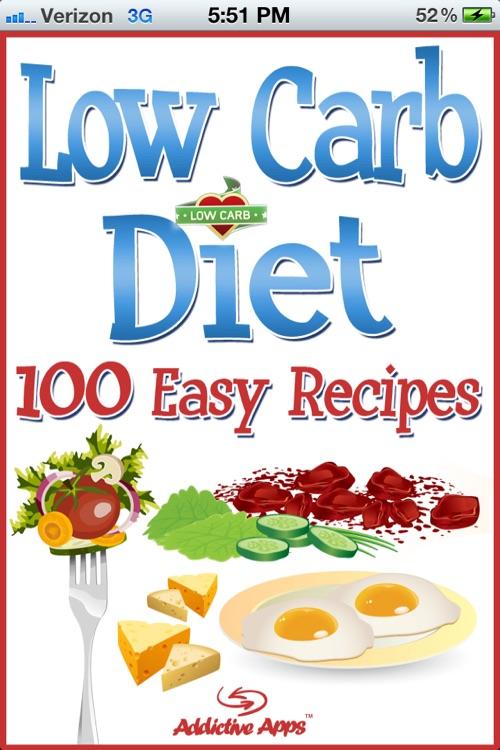 Low Carb Diet.