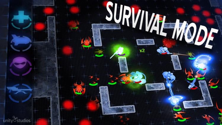 Space Squad screenshot-3