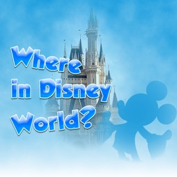 Where in Walt Disney World? - WDW Photo Game