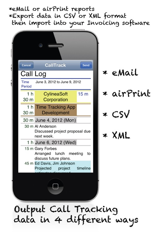 Call Tracker - GoBeyond Series screenshot-3
