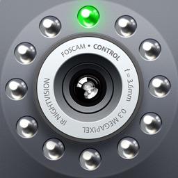 FOSCAM IP Control (iCloud Sync)