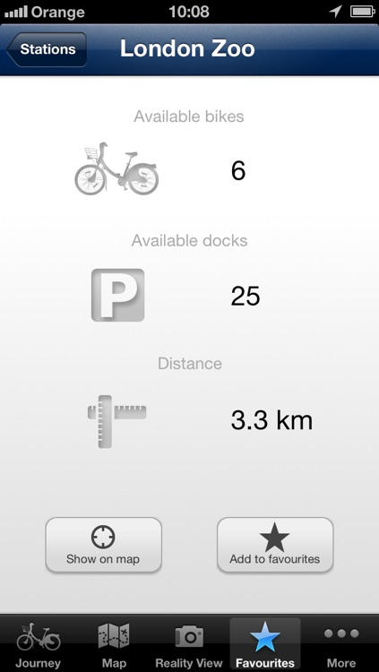 City Bikes screenshot-2