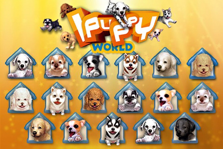 iPuppy World