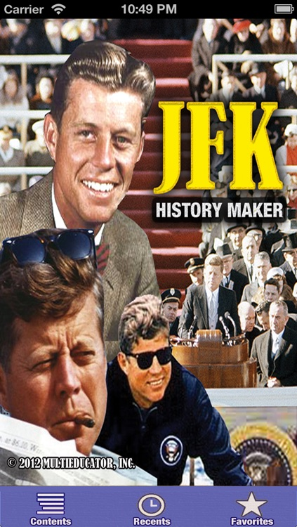 JFK Historymaker screenshot-1