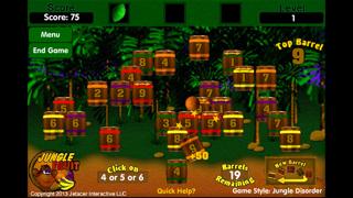 Jungle Fruit screenshot two