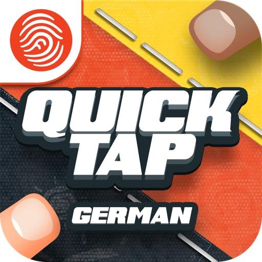 Quick Tap German - A Fingerprint Network App