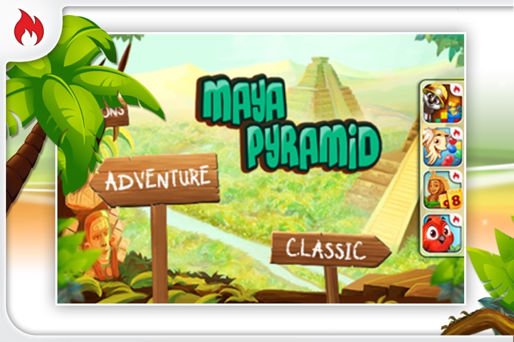 Maya Pyramid screenshot-0