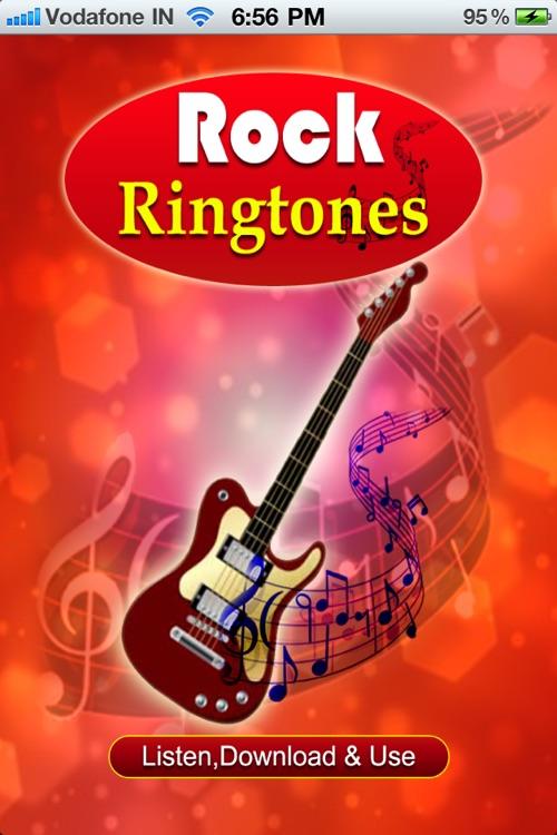 Top 100 Rock Ringtones