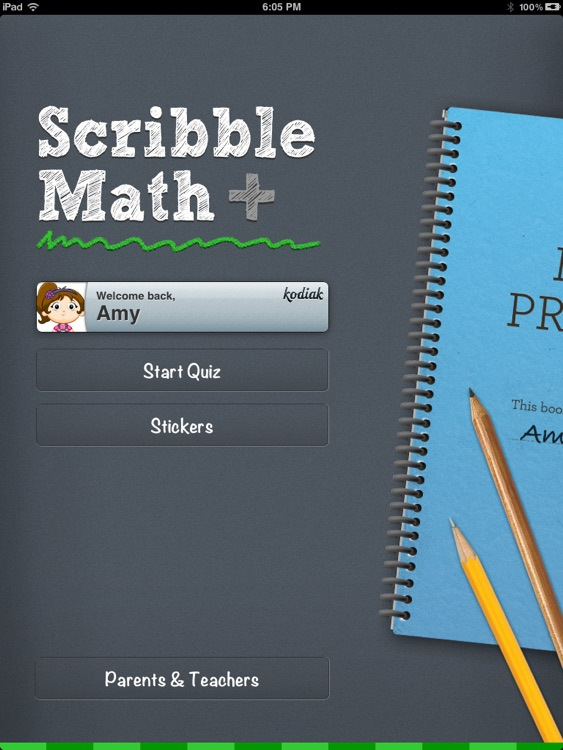 ScribbleMath Addition screenshot-0