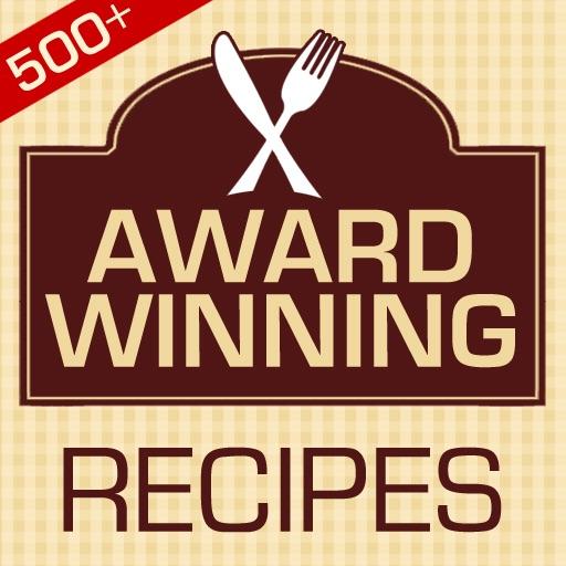500+ Award Winning Recipes