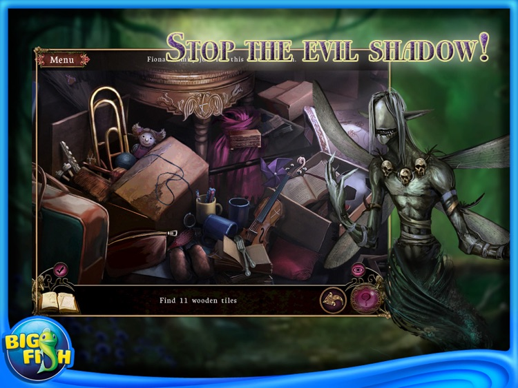 Otherworld: Spring of Shadows Collector's Edition HD (Full) screenshot-4