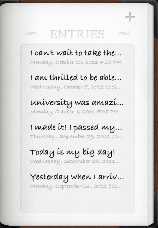 Diary 2 screenshot-4
