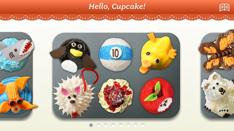 Hello Cupcake! screenshot-0