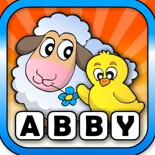 ABBY MONKEY - Easter Games for Kids HD by 22learn icon