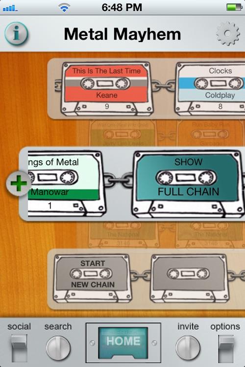 Music Chains