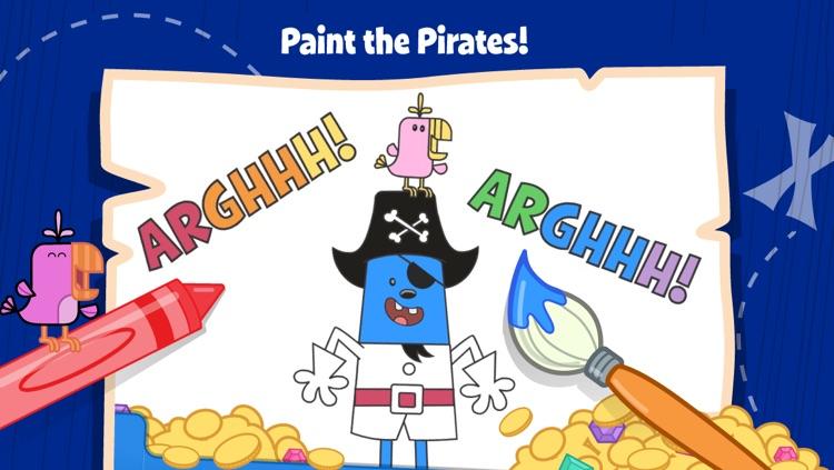Wubbzy's Pirate Treasure screenshot-4