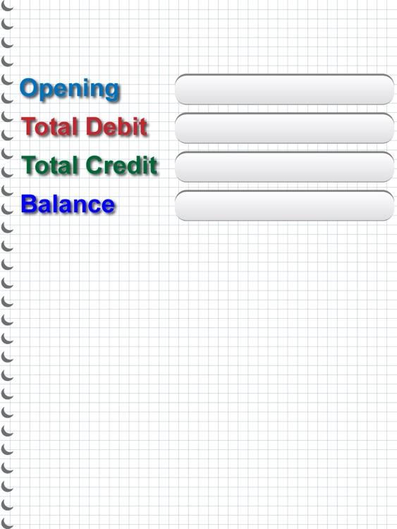 Cash Flow Tracker for iPad(3rd Gen)