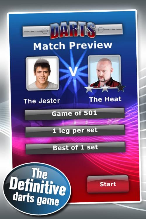Professional Darts Championship