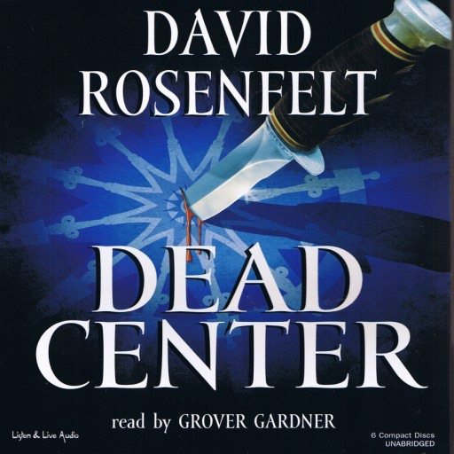 Dead Center (Audiobook)